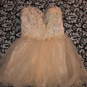 Quince/homecoming/prom dress